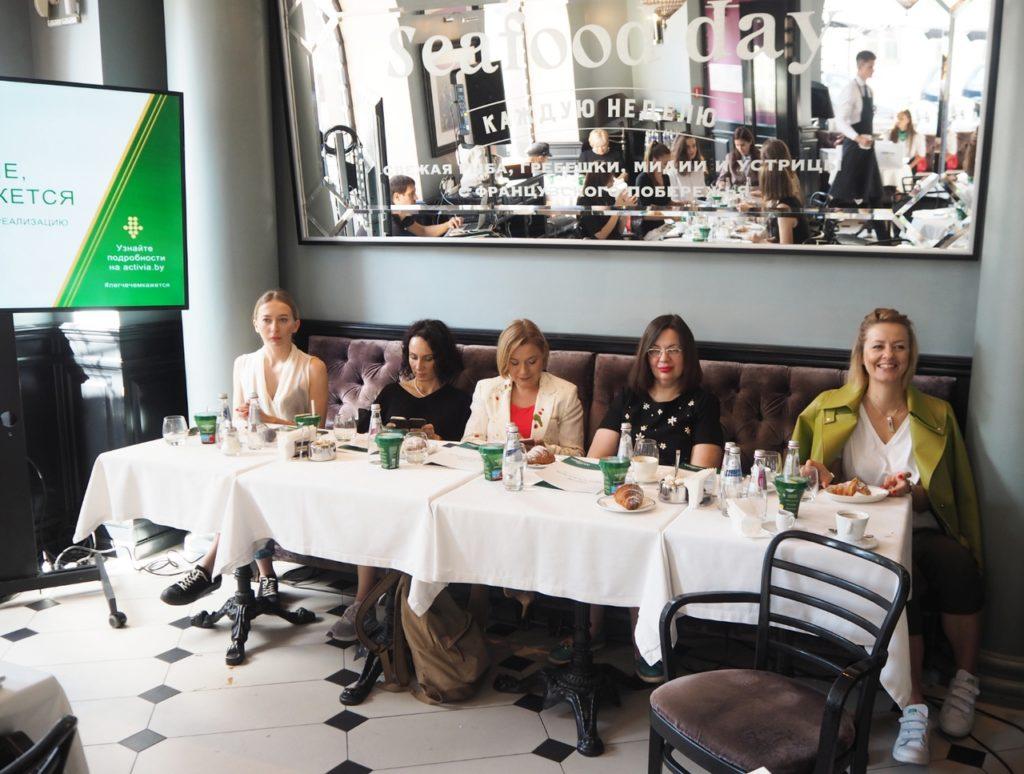 Бренд Activia запустил второй сезон конкурса грантов для женщин. 5500 рублей ожидают тех, кто придет со свежими идеями
